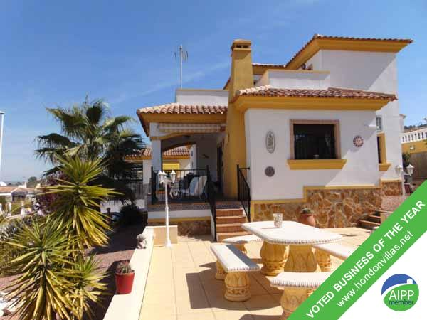Luxury Villas in  La Montanose Urb. Hondon.