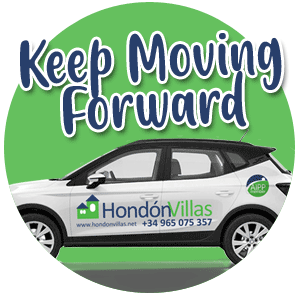 Moving into 2021. Hondon Villas