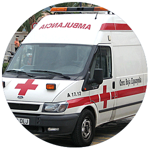 Spanish Ambulance