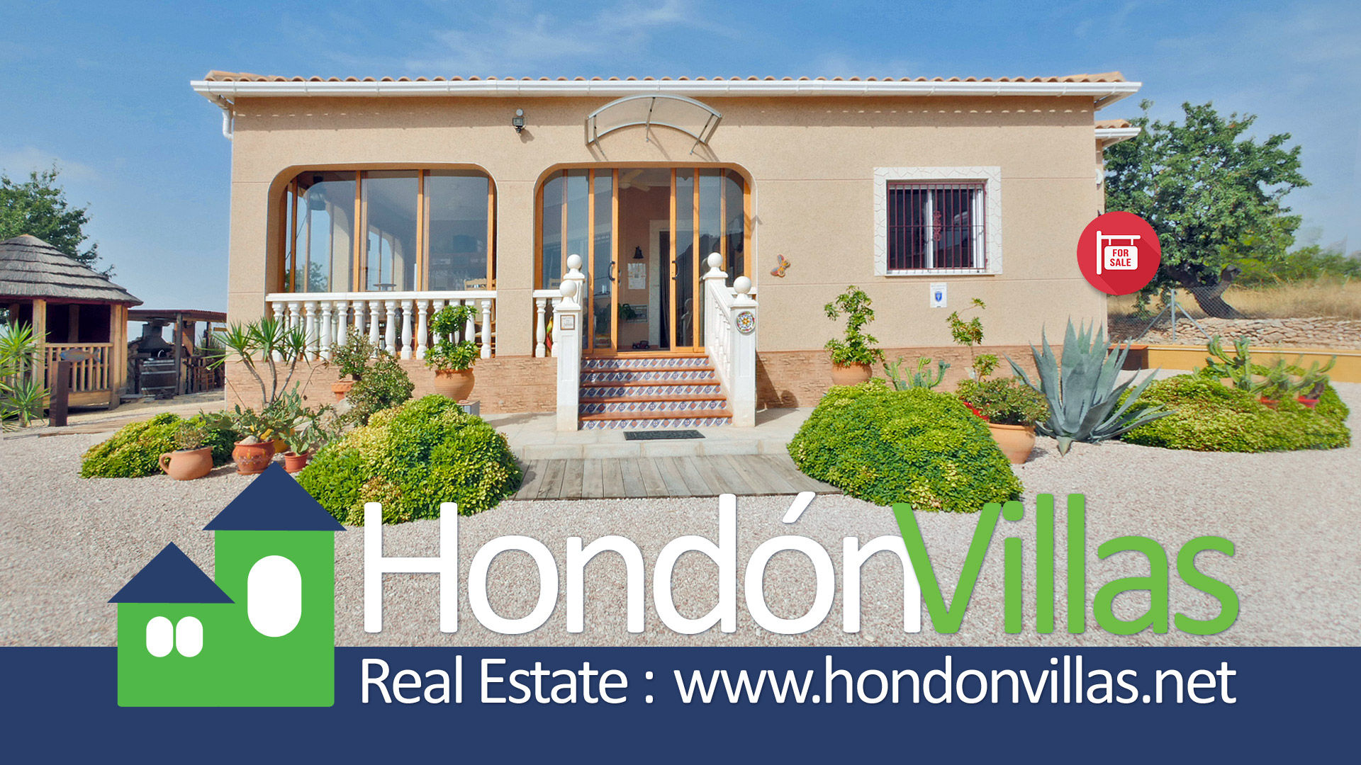 Foe Sale: Villa in Macisvenda, Costa Blanca South.