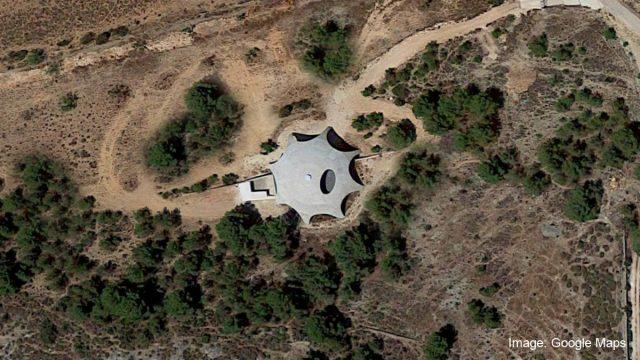 Google Maps view of Hondon Property #680