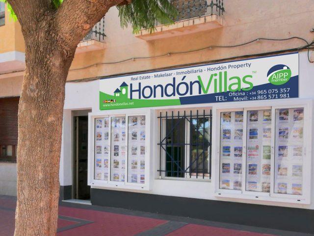 HV Office in Hondon Frailes