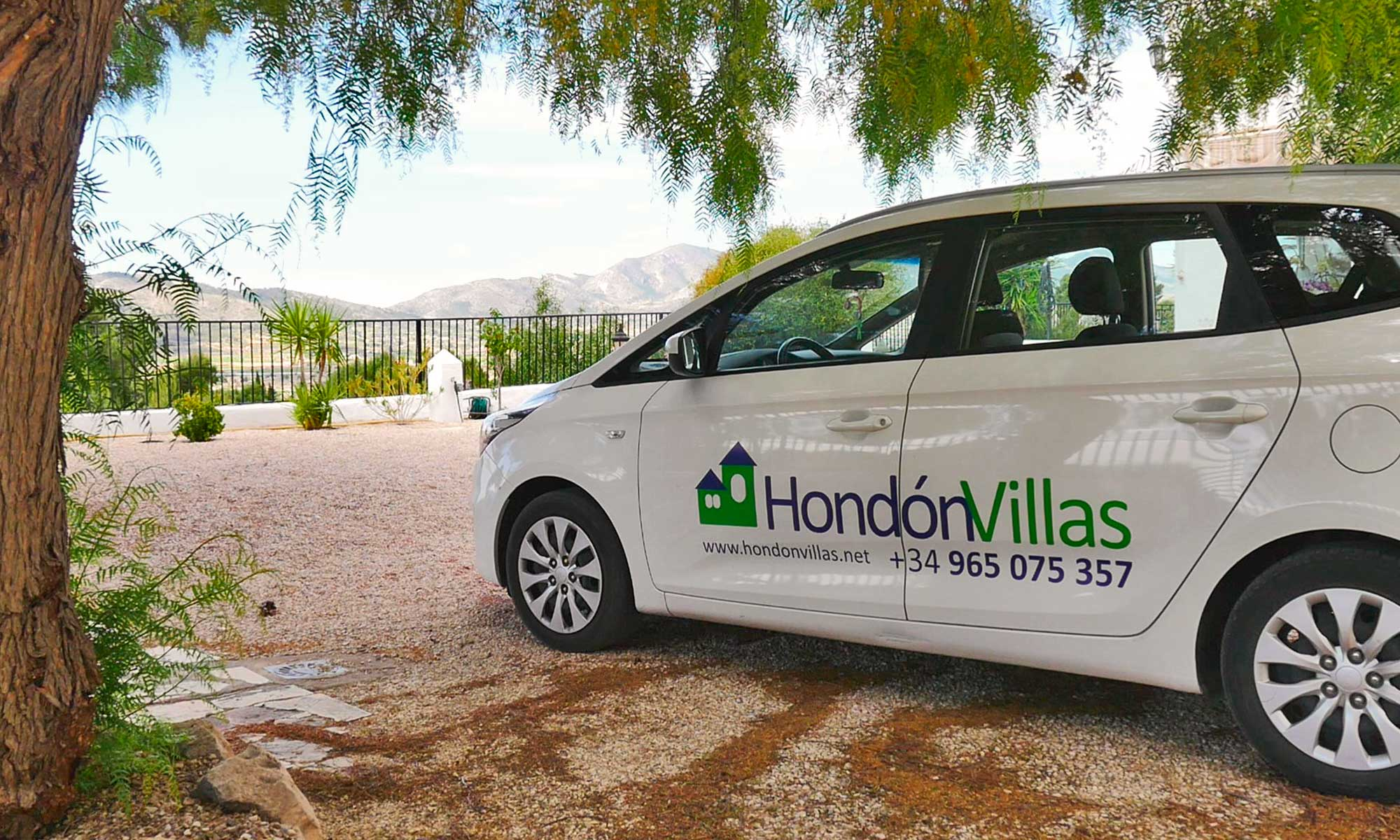 The Hondon Villas Blog