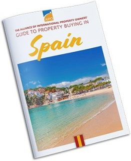 Buyng in Spain? A Free Guide from the AIPO