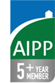 AIPP Badge 5 Years for Hondo Villas, Spain