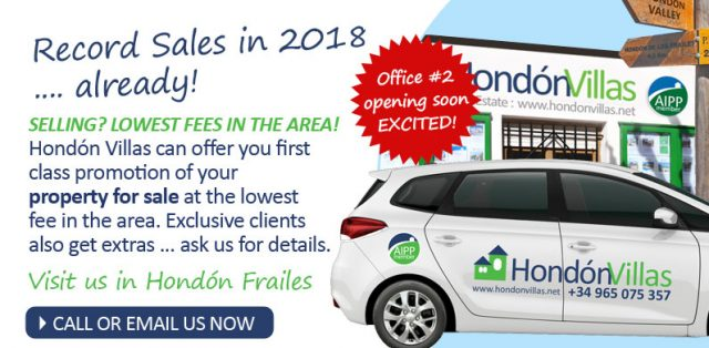 Hondon Real Estate Office