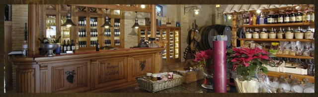 Wine Merchant in Hondon