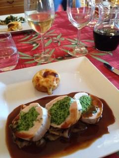 La Huerta Dinner